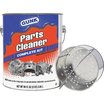 Gunk 3 Qt. Liquid Parts Cleaner