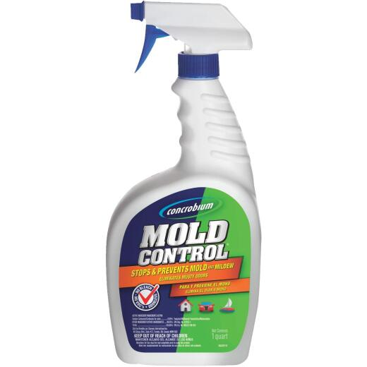 Concrobium Mold Control 32 Oz. Stops & Prevents Mold & Mildew Inhibitor - California